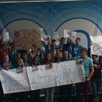 #ПоколениеЗнаний на Селигере потребовало освободить Андрея Стенина! #freeAndrew http://t.co/HyTFWgY9oV