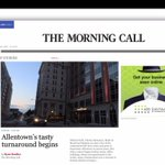 Hey Twitter! Watch this video to discover the all new @mcall website. http://t.co/ddJSd8RAYe #newmcall http://t.co/o8ULbRg24M