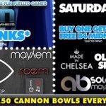Big weekend on the horizon.... #Mayhem #Southend #Essex http://t.co/y1CQgC75r7