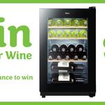 RT @ao: #Competition: For a chance to #Win this wine cooler, Just RT and tell us your favourite wine: Red, White or Rosé? http://t.co/8RdWYsisNN