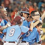RT @phillydotcom: Parade honoring Taney Dragons to start at 20th & Market at 2 pm. Details here: http://t.co/nm4uWHxXI7 http://t.co/KrESknJWZn