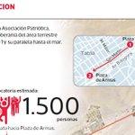 """El programa de la """"marcha por el triángulo"""" organizada por Asociación Patriótica peruana http://t.co/AvUh6dsIVw http://t.co/RCWByAKoXO"""