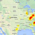 This is what the Time Warner broadband outage looks like. Latest via @mashable. http://t.co/E2vEb3nO7W http://t.co/6mEPXGxbex