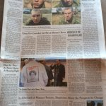 NYT front: ISIS • Ukraine • Gaza • climate accord • Rick Perry • #Ferguson • poor door http://t.co/2Mba5AKnMZ http://t.co/oZAivUkLR8