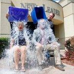 RT @julzsmsu: Happened- @springfieldNL Publisher @lgreiwe and Editor @pauleberry take the ALS Ice Bucket Challenge http://t.co/VHZpdBTvcV