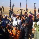 Members of Ezidi defense force in #Shingal  #TwitterKurds #Sinjar #Yezidi #Kurdistan #Iraq http://t.co/6WO6R36eUk