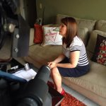 Hablo con la despedida Secretaria de Educación Especial. Esta tarde a las 5 en @NoticentroWAPA @WapaTV http://t.co/aVOZ6gIQFH