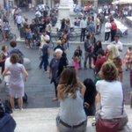 #Padova in piazza dei signori! Siamo artisti, mendicanti, attivisti e i deliri securitari di #bitonci non spaventano! http://t.co/Q4UTjRFX7P