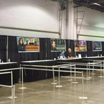 Chicago wizard Comicon. Last man standing.