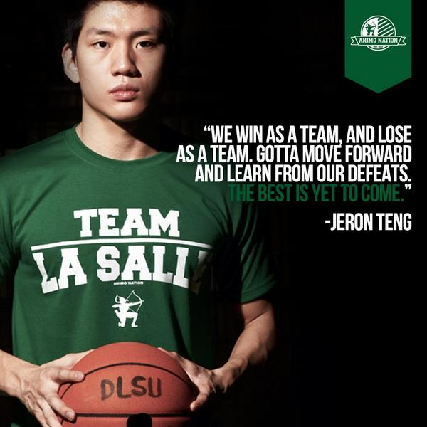 RT @AnimoNation: That's what he said. That's what you should believe. #Animo http://t.co/r7h5gSfcw6