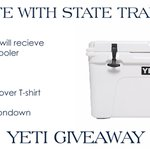 RT @StateTraditions: Tailgate with #StateTraditions #Yeti giveaway. Everything you need for gameday in 1 prize pack. RT & Follow to enter http://t.co/aOZ6pPule3