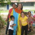Vía @chanacandanga #PlanVacacionalComunitario2014 Caritas felices del Municipio Zea #Merida http://t.co/mbOcDqiIBx