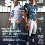 RT @MrChipSnapper: We all know whos the better # 9.One threw 7TDs in a game, the other dropped an extra point snap. #Eagles #Cowboys http://t.co/rxld5GpnYA