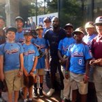 I ran into the @taney Dragons on my way into work this morning! #TaneyDragons #PhillysPhinest http://t.co/3ap99dsc4r