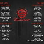 RT @MIAFestival: PHILLY – We present to you the 2014 @Budweiser #MadeInAmerica set times! http://t.co/mwJruaqYGB