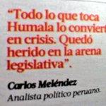 RT @diputadamolina: Humala genera una provocación con su mapa y ahora pide Calma y Reflexión...! La Frontera Chilena está en el Hito 1! http://t.co/Tc7PxR1lfm