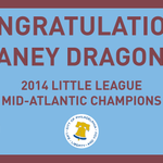 Team Replica is all about @taneybaseball - Cant wait for the Champions parade this afternoon! #TaneyDragons #Lipper http://t.co/ICxMNvU6bN