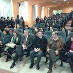 @alcaldesoto en 108 aniversario del Liceo María Luisa Bombal #Rancagua. Tradición y futuro para nuevas generaciones. http://t.co/ERqfWMLsov