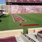 RT @jasonkersey: Owen Field is being painted. Ladies and gentlemen, we are only a few days away from football. #Sooners http://t.co/1LLT5cbR4n
