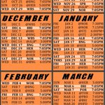 RT @LVPhantoms: Check it Out! The 2014-2015 LV Phantoms Inaugural Season Schedule is out! #puckdown2014 http://t.co/9IUWvPr2VO