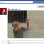 RT @TheDailyShow: Jon Stewart takes the Ferguson Protest Challenge http://t.co/GG3Po0gej7 http://t.co/0AVaZwr8Lo