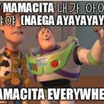 "RT @yesungworld: Youll hear MAMACITA album "" Ayaya"" song everywhere #meme #superjunior #mamacita #lol http://t.co/ctHP7VOPVe"