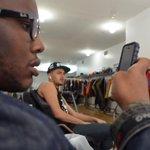 RT @Stuy4Life: Last summer with my guy @POPZ__ at the @Rocksmith office #NYC http://t.co/0bqru3sjdy