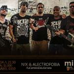 RT @MiBardeRock: Hoy música sudamericana #NIX desde #Colombia y @alectrofobia por #Chile. @elshowdeldoctor @recitalcl @Mutis_cl RT http://t.co/fOAW19keKa