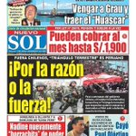 """RT @radio_santiago: (AHORA) Así provoca """"la prensa"""" peruana a Chile, creando un injustificado ambiente de venganza y odio antichileno http://t.co/Yg66MMa1hJ"""