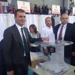 Kongremizi yaptık. Yeni Genel Başkanımız Sayın Ahmet Davutoğlu. Hayırlı olsun. Allah muvaffak etsin... http://t.co/illGNSoL9Y