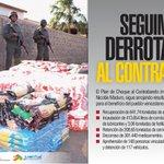 RT @DrodriguezMinci: ¡El Plan de Choque al Contrabando impulsado por el Presidente @NicolasMaduro sigue arrojando resultados positivos! http://t.co/aKptKAf14i