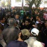 """RT @Chileokulto: Así es la bajísima adhesión a la """"marcha patriótica"""" convocada en Tacna. (Foto: Radio Uno Perú) http://t.co/xnHkjGnib1"""