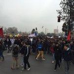 Más de 5000 estudiantes secundarios junto a profesores dicen NP AL RANKING DE NOTAS http://t.co/TbFL7E6pB1