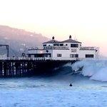 RT @surfertoday: Laird Hamilton shoots the Malibu Pier in California. http://t.co/6QNGZn6uxz #lairdhamilton #shootthepier #malibupier http://t.co/ntIQz9kEdE