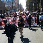 RT @Cooperativa: [Foto] Comenzó la marcha convocada por los nacionalistas peruanos en Tacna http://t.co/SYAaunsPp8 http://t.co/MUm4MeV74L