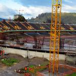 Postergan sorteo de la Copa América por retraso en estadio de Concepción http://t.co/WQVZr2IosX http://t.co/mvBT4Tedpd