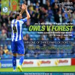 WIN! Three pairs of tickets for the Forest game this weekend are up for grabs! RT to enter #swfc http://t.co/nEnHcMKlUc