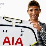 O Tottenham anunciou oficialmente na contratação do zagueiro Federico Fazio, que estava no Sevilla. http://t.co/UD7vhzdKTc