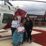 RT @UofUHealthCare: Seans family is here for his @MakeAWish @UofUAirMed flight. Sean suffers from muscular dystrophy and is autistic. http://t.co/rx6jxQoQwy