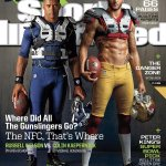 "RT @hawkblogger: ""RT #49ers QB @Kaepernick7 is on @SInows @nfl season preview cover for 2nd straight year. http://t.co/nUbXcnzFaj"" Humble beats Arrogant..."