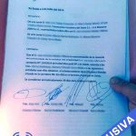 RT @LaVeudeLleida: Imatge del document oficial que dóna llum verda al desmantellament de la discoteca Wonder. #WonderHistory #Lleida http://t.co/ac0iJnFCSw