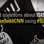 RT @CNNSitRoom: .@BrianToddCNNs Twitter Q&A on #ISIS starts now. Tweet your questions for Brian using #Sitroom. http://t.co/IkkNb3lbwc