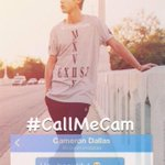 RT for good luck girls !!! Please Cam ❤️ its my dream !!! #CallMeCam #CallMeCam #CallMeCam @camerondallas http://t.co/zPePKFE6iE