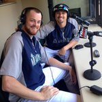 RT @Mariners: Watch out, @TheMichaelGrey. Its The Furbush and Farquhar Show on @710ESPNSeattle. #GoMariners http://t.co/FPqjhi0Wwv