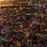 Dale dale dale Torero que aquí esta tu gente! @LuigiMB @BarcelonaSCweb http://t.co/LyTvd7amIA