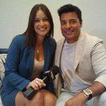 RT @MonikaWAPA: En entrevista!!! @Wapa4 @NoticentroWAPA con uno de los mimados @CHAYANNEMUSIC http://t.co/j7U7QLBofk