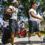 Bull Haul helped everyone move in & this year the @USFFootball team stepped in to lend a hand: http://t.co/Gzf5THlqZm http://t.co/vKCs2Bbhuh