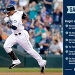 Cano hit his 5th home run this month last night, tied for 5th-most in the AL. #Mariners Notes: http://t.co/6AdFf7rhWE http://t.co/KyLqO4QJqB
