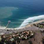 RT @RICKatFOX: #Malibu #Marie #HighSurf Malibu, Wednesday August 27, 12:2m PDT @myfoxla @GDLA http://t.co/su1YQESiKJ