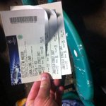 RT @TheAwayEnd: Someones seats for the Celtic game with Maribor. Just the £25 they paid for each seat... http://t.co/ZbztDP3BYL